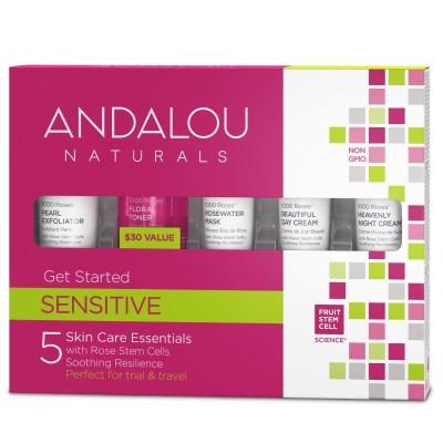 Andalou Sensitive Set