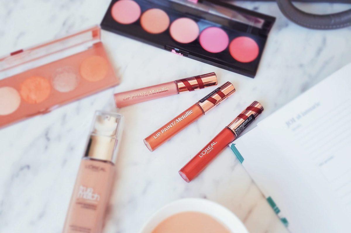 L'Oreal Metallic Lip Paint culori și păreri