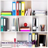 Supply storage in Organization Ideas: Storage of School Supplies by Debra Kristi, author
