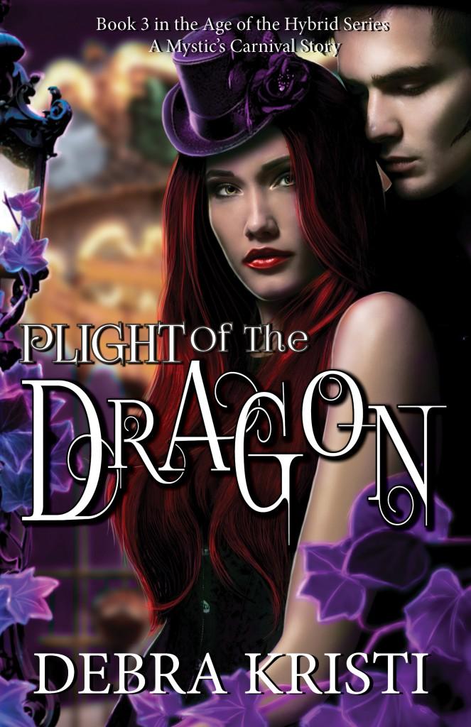Plight of the Dragon Cover Reveal by Debra Kristi, author