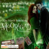 March Madness Giveaways and Hot Deals! by Debra Kristi, author Moorigad YA KU Reading Challenge1