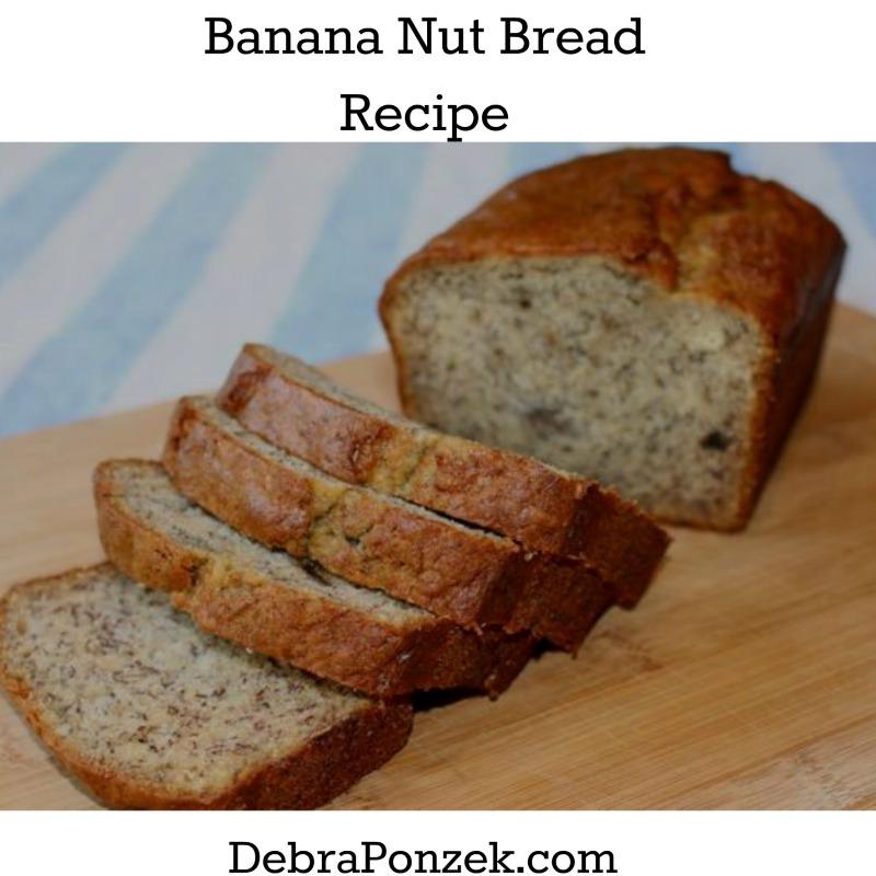 banana nut bread recipe debra ponzek