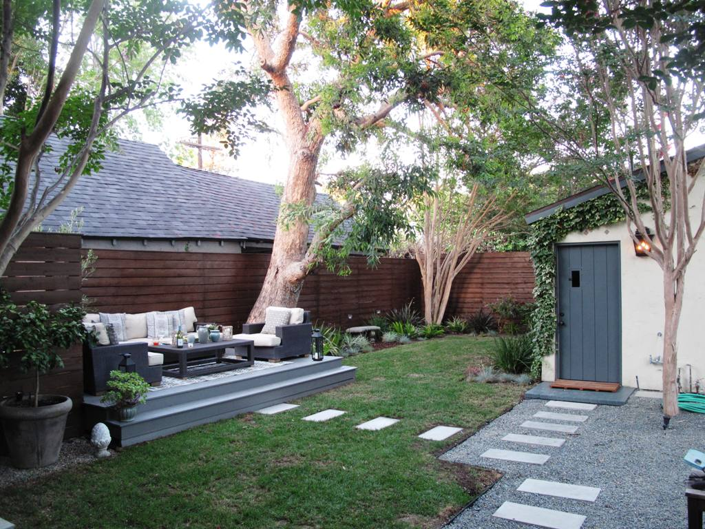 articles budget backyard makeover remade for cocktails movies and more