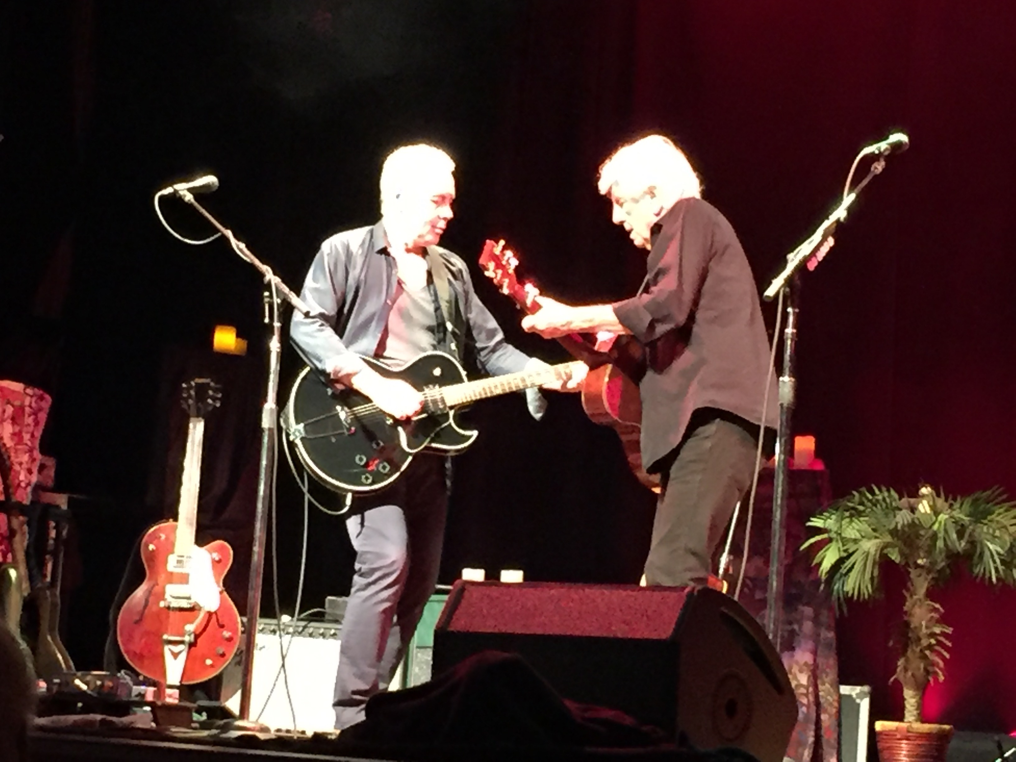 My Intimate Evening With Graham Nash