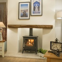 North Wales Fireplaces. Stovax Pembroke Debrett Fires ...