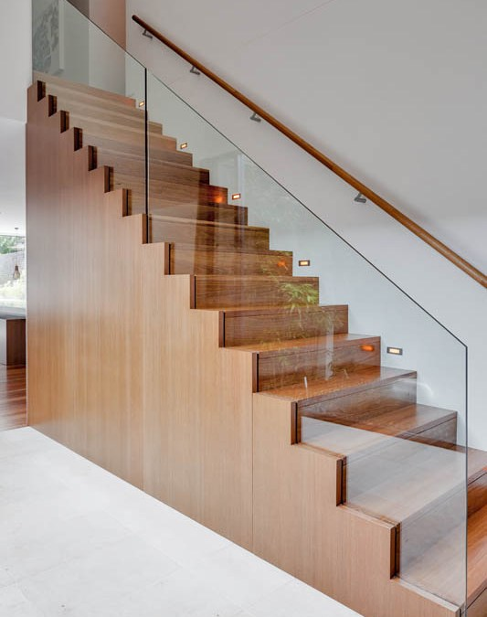 Stair Panelling – Freshwater
