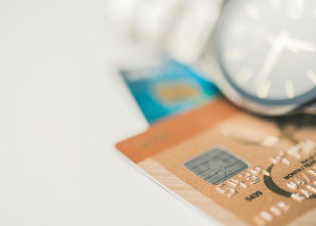 Credit Cards and Watch -iStock_000039938902_Medium