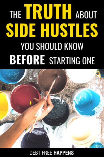 The Truth About Side Hustles You Should Know Before Starting One