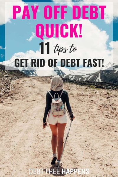 Pay Off Debt Quick!