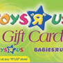 30 Toys R Us Or Babies R Us Gift Card Giveaway Winners