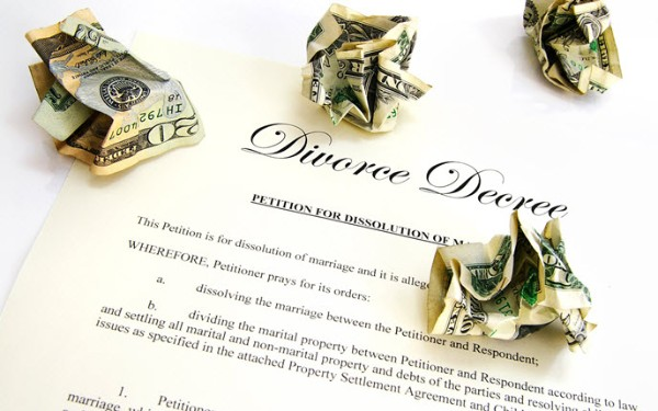 Getting out of debt after divorce