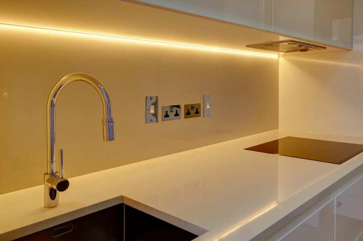 Bespoke Luxury Kitchen Ebury Street Knightsbridge London 2