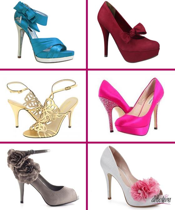 ce2a78db0 Sapatos para festas de 15 anos! | Debuteen - O Blog da Debutante