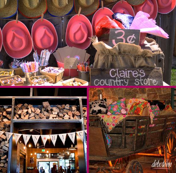 Festa Country de 15 anos