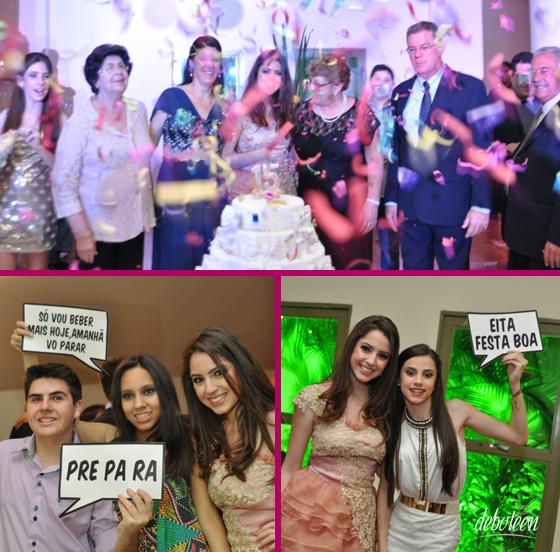 Festa delicada de Isabella Rodrigues