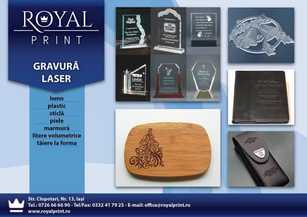 stampile royal print