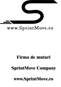 sprintmove firma mutari