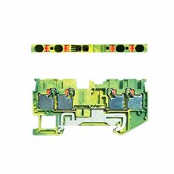 DPT2.5/4-PE接地端子
