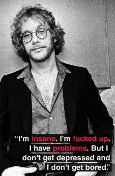 Warren Zevon quote