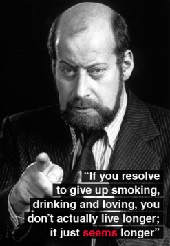 Clement Freud quote