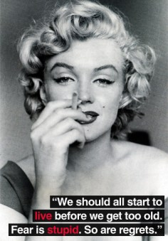 Marilyn Monroe quote (2)