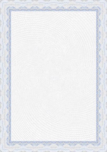 DSD1040 Multipurpose certificate paper DSD1040  Decadry