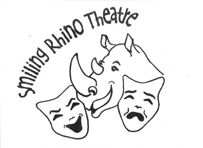 Smiling Rhino Theatre Decal