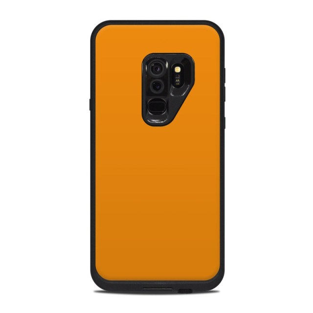 Lifeproof Galaxy S9 Plus Fre Case Skin Solid State Orange