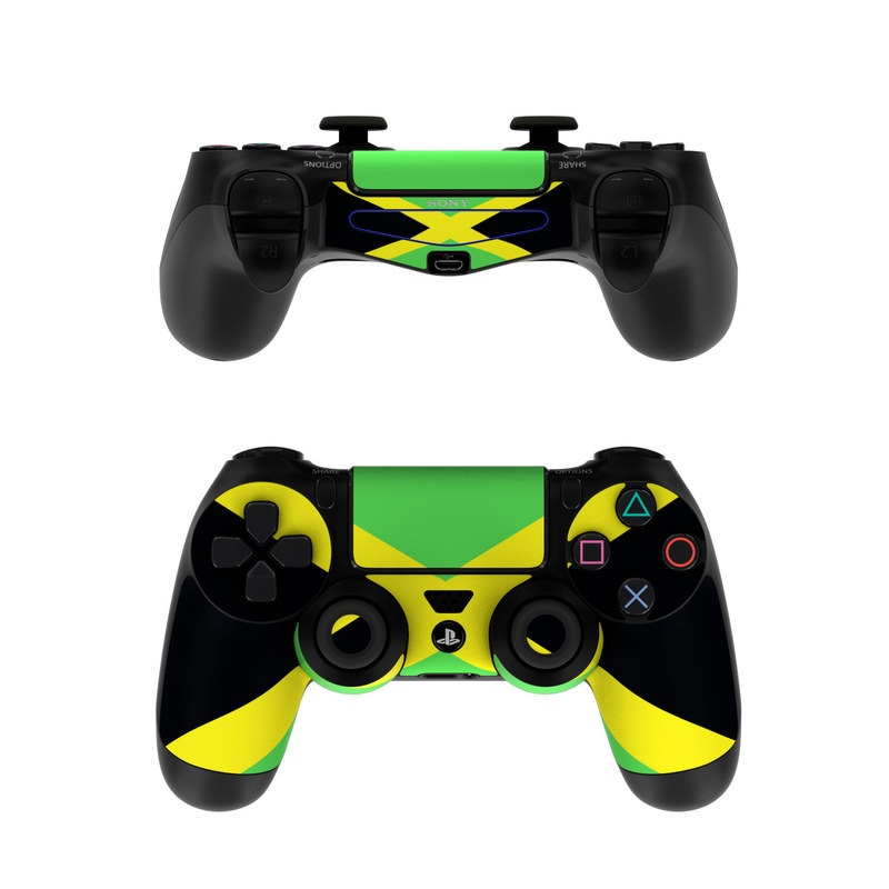 Sony PS4 Controller Skin Jamaican Flag By Flags DecalGirl