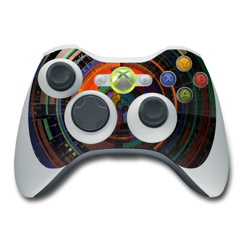Xbox 360 Controller Skin Color Wheel By Digital