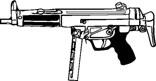 Heckler & Koch MP5 : Decals and Stickers, The Home of