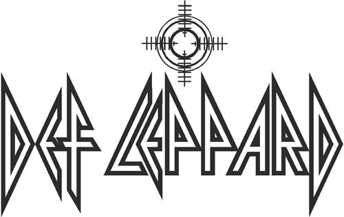 Def Leppard : Decals and Stickers, The Home of Quality