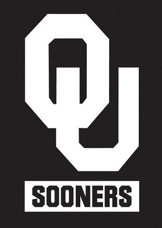 Oklahoma Sooners Vinyl Cut Decal 4 Sizes