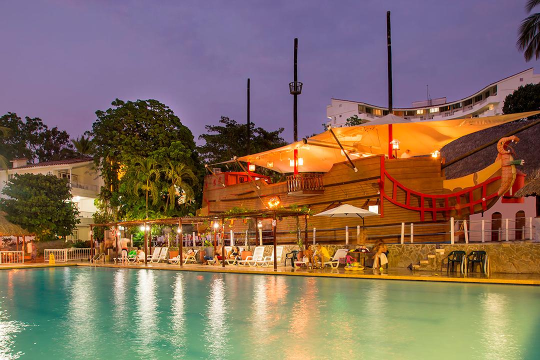 Hotel todo incluido en Santa Marta Colombia  Hoteles