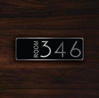 Door Numbers & Astounding Contemporary Door Numbers ...