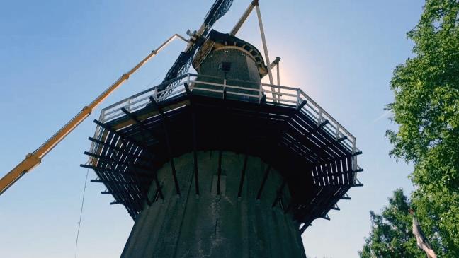 Varen met de Canicula - Aanleggen in Geldermalsen