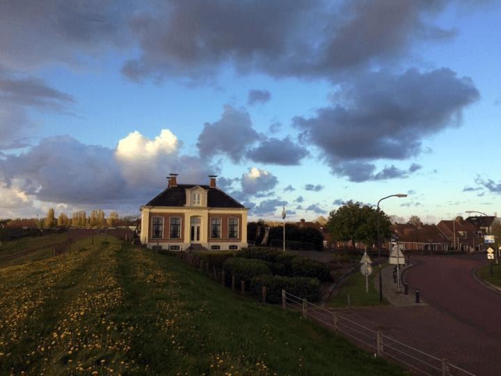Herenhuis De Batterij in Zoutkamp / Aanleggen in Zoutkamp - De Canicula