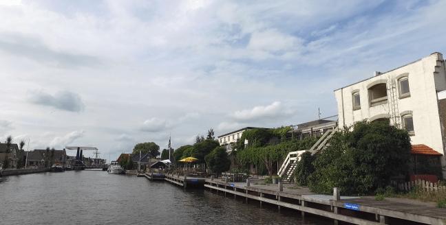 Varen met de Canicula - vaarroute van Ossenzijl naar Sloten