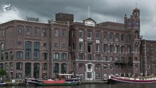 Voormalig rijstpellerij Hollandia, nu kantorencomplex, Wormer
