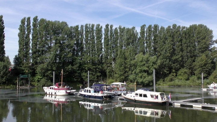 Doesburg, passantenhaven - De Canicula