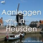 Heusden aan de Bergsche Maas is een voormalige vestingsstad die in oude glorie is hersteld.