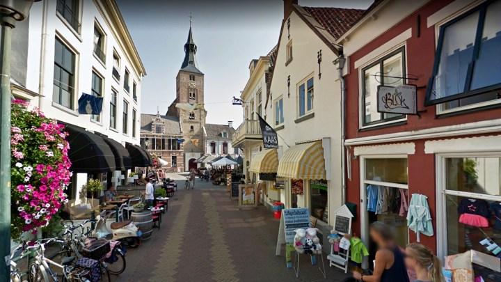 Kerkstraat Hattem - De Canicula