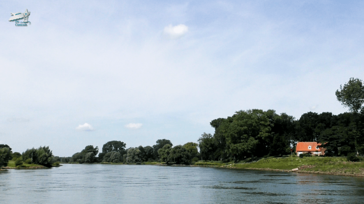 Varen met de Canicula - vaarroute varen op de IJssel