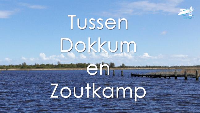 Varen met de Canicula - Vaarroute Rondje Noord Friesland tussen Dokkum en Zoutkamp