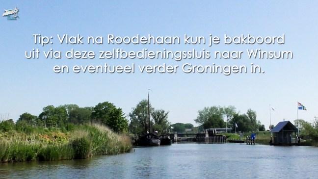 Rondje Noord-Nederland: Van Electra naar het Paterswoldsemeer - De Canicula