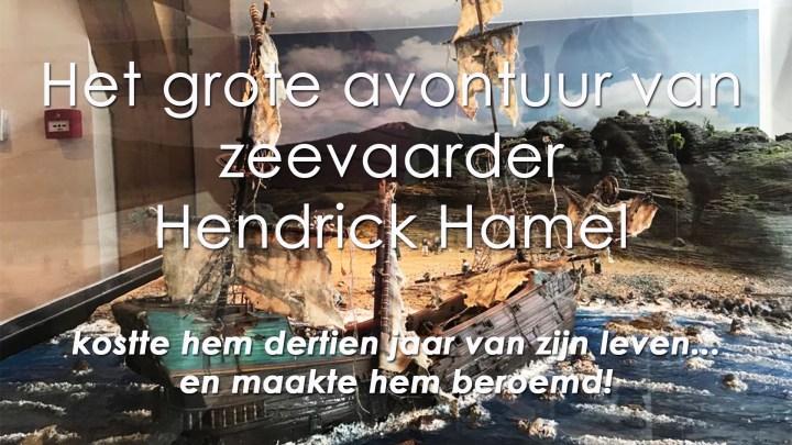 Sperwer Henrick Hamel - De Canicula