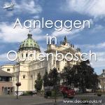 Aanleggen in Oudenbosch - De Canicula