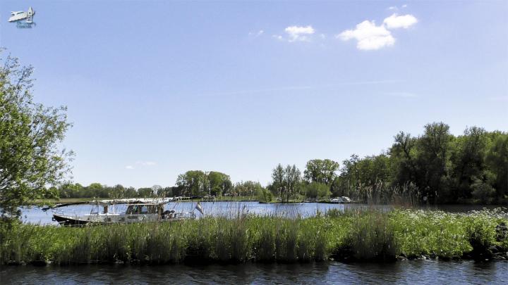 Varen met de Canicula - Aanleggen in de Noorderkolk bij Zwolle