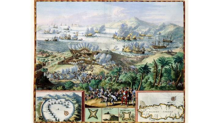 Varen met de Canicula - Een vergeten zeeheld uit Koudum