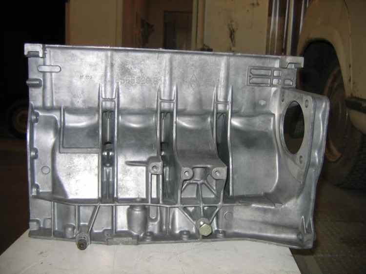 decapage moteur gordini